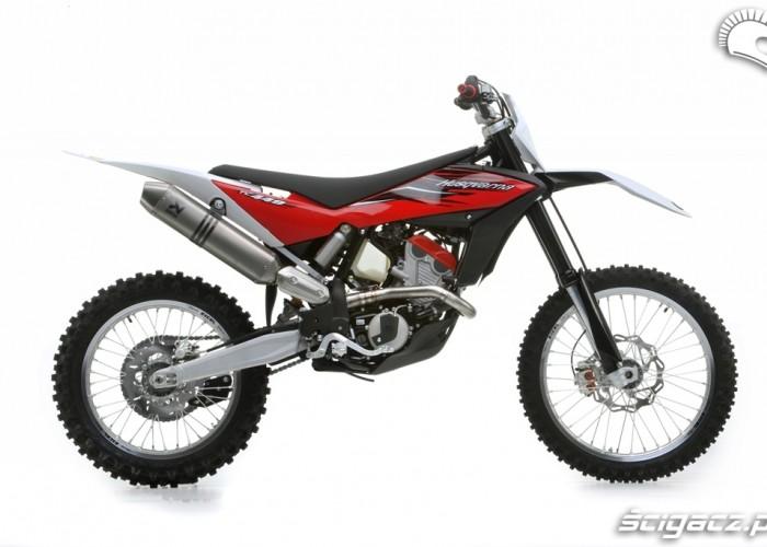 Huska TC 449 2012