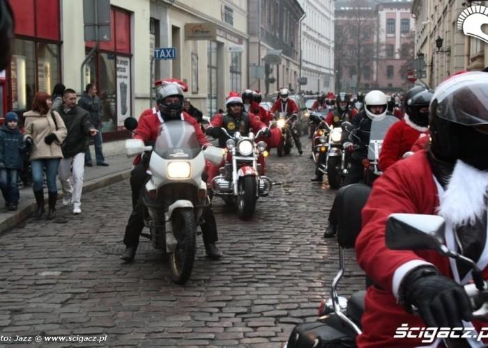 Wjazd Motomikolajow motomikolaje bydgoszcz 2009