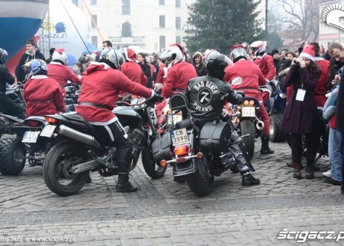 Wjazd na Stary Rynek II motomikolaje bydgoszcz 2009