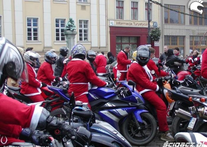 Wjazd na Stary Rynek motomikolaje bydgoszcz 2009