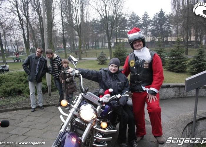 chlopiec na moto motomikolaje bydgoszcz 2009