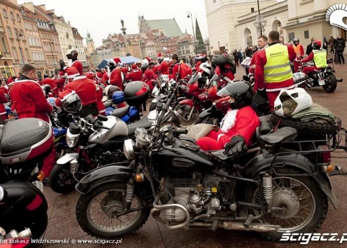 classic motomikolajki w warszawie 2009 lucas