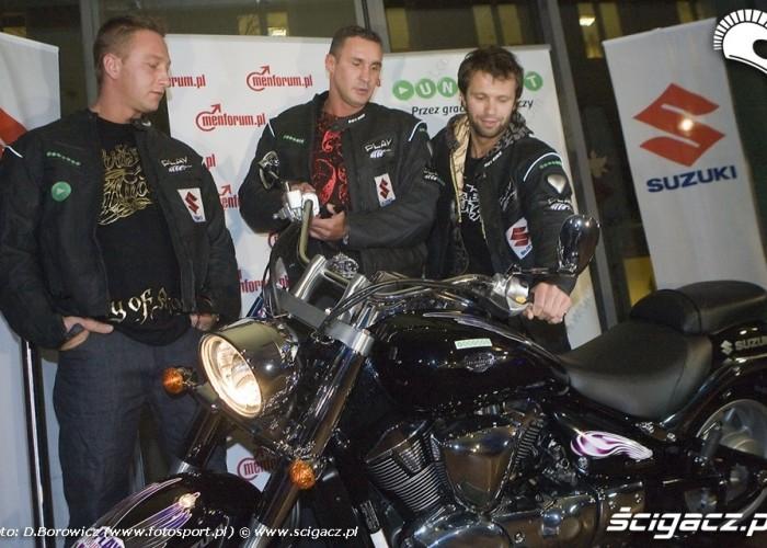 przy motocyklu impreza bazaar play tour 2009 b mg 0046