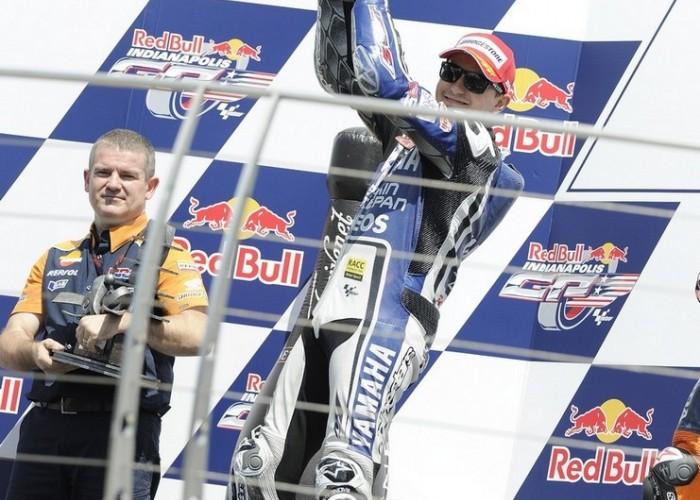 Indianapolis podium