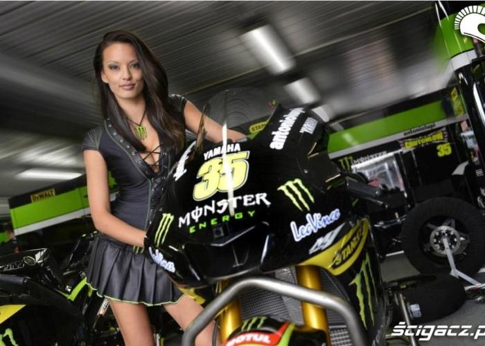 Hostessa Monster Philip Island Grand Prix