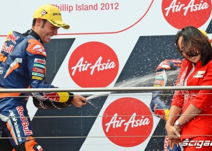 Podium los hostess Philip Island Grand Prix