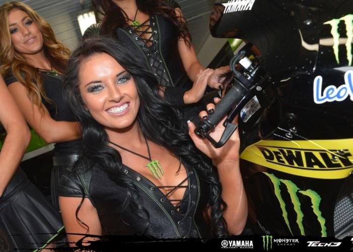 dziewczyny Monstera Philip Island Grand Prix