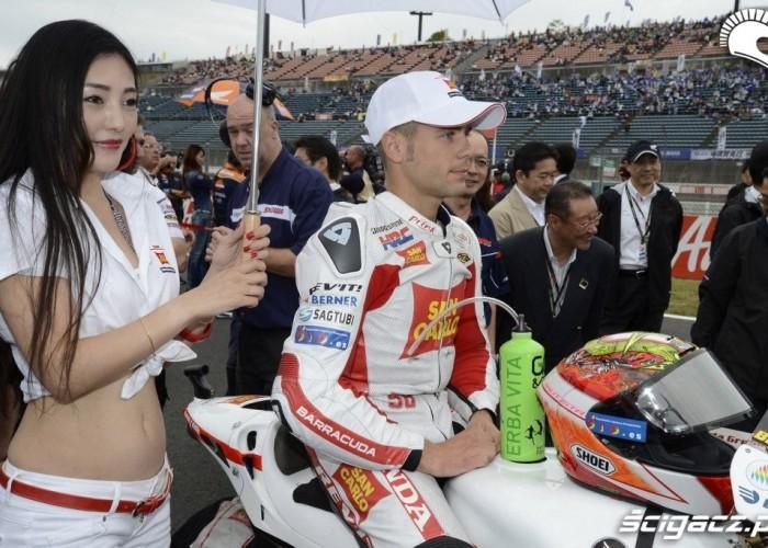 Honda San Carlo paddock girls motegi
