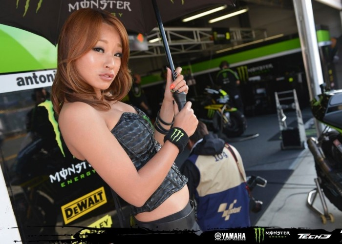 MotoGP girls motegi