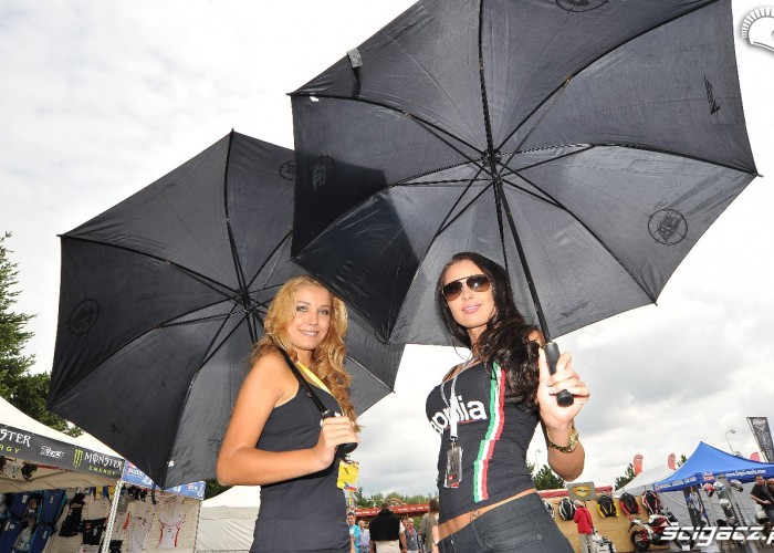 seksowne parasolki