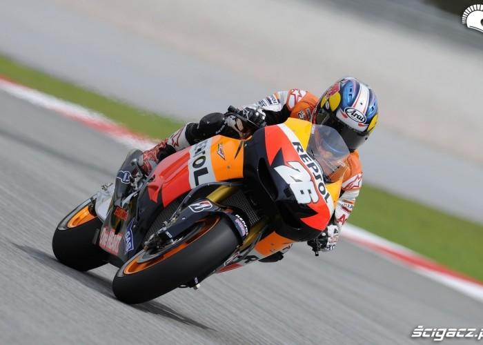 GP sepang przod motocykla