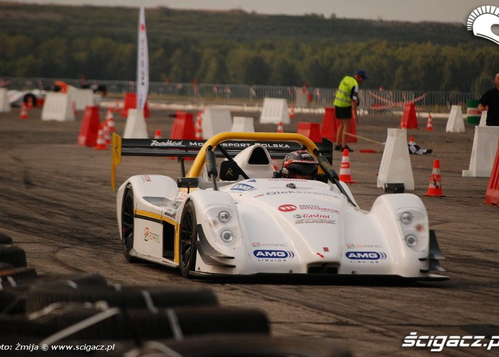 Fura od Radical Motorsport