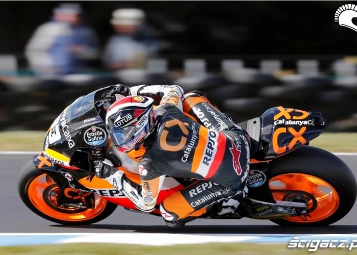 Antypody Mistrz Swiata Moto 2 Marc Marquez 2012