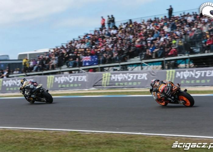 Marc Marquez 2012 na Philip Island GP