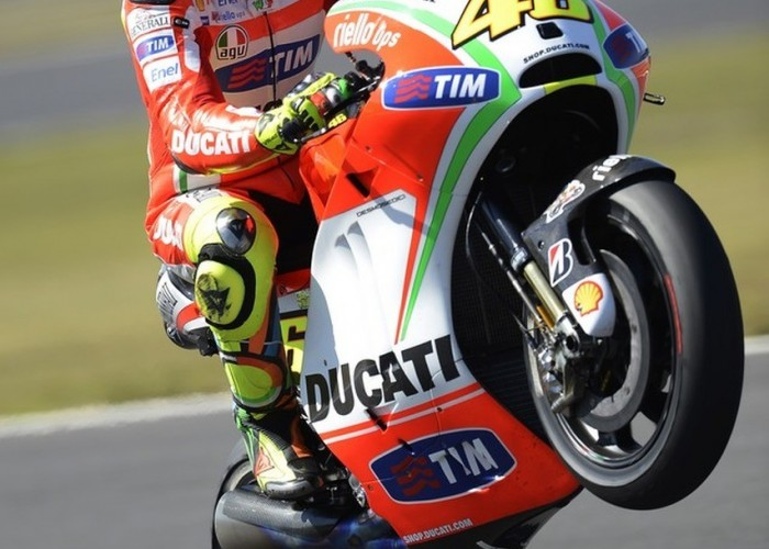 rossi na gumie