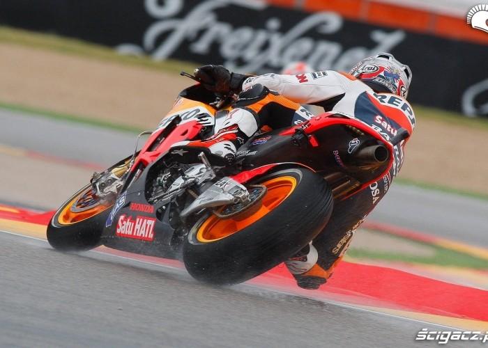 Pedrosa GP Aragon