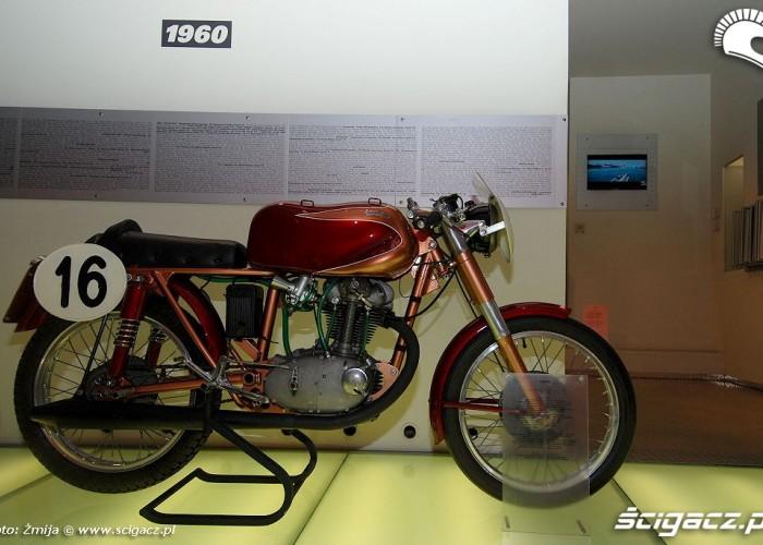 1960 Ducati muzeum