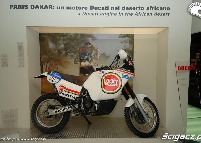 Cagiva Ducati Dakar