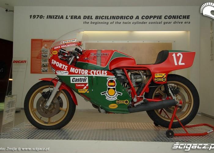 Ducati 900 SS TT 1978