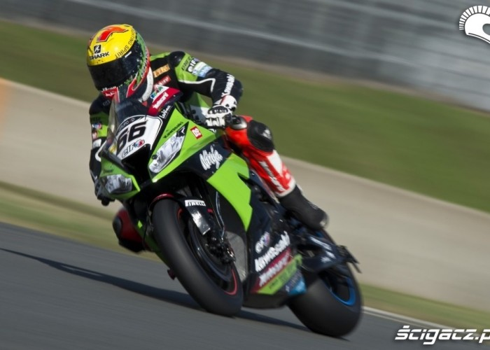 Sykes Magny Cours