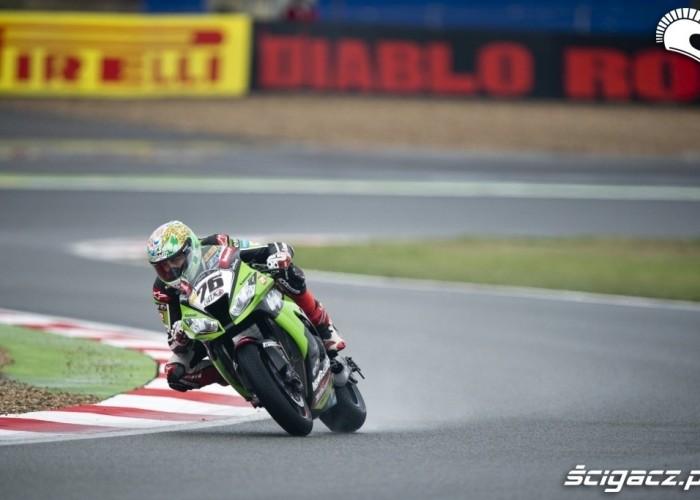 World Superbike Baz