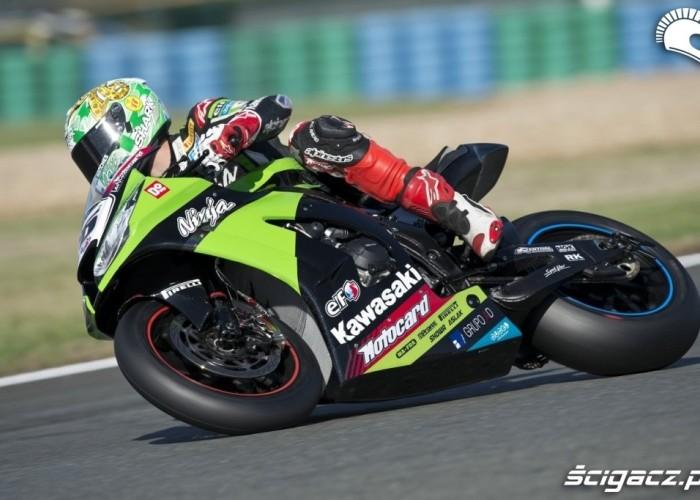 World Superbike Baz Magny Cours
