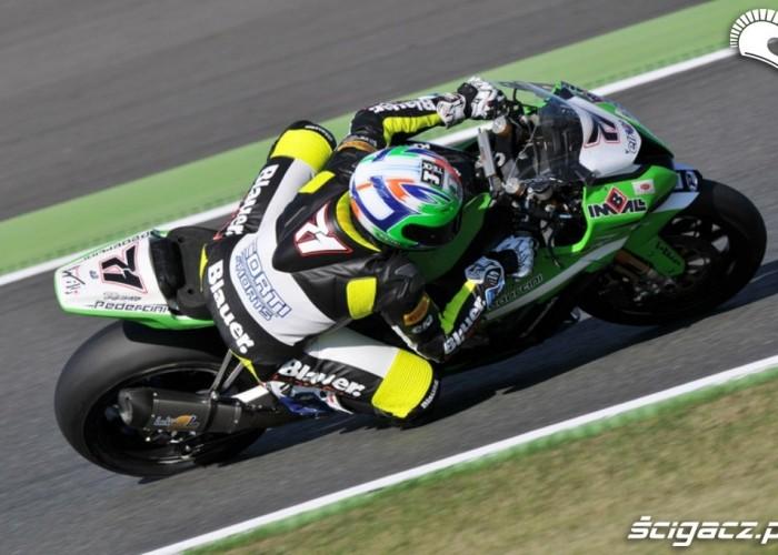 World Superbike Corti Saturday