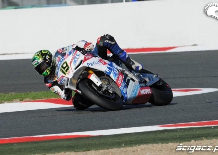 World Superbike Davies Magny