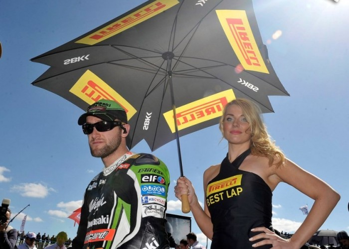 Best lap World Superbike Assen