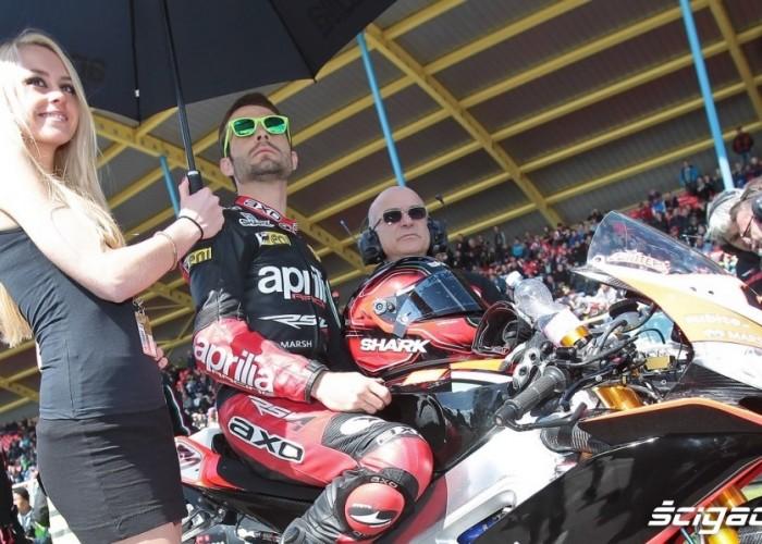 Blond World Superbike Assen