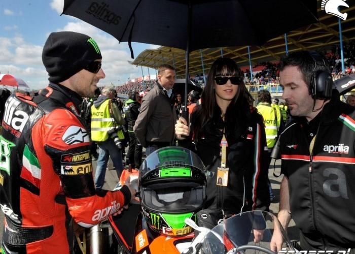 Brunetki World Superbike Assen 2013