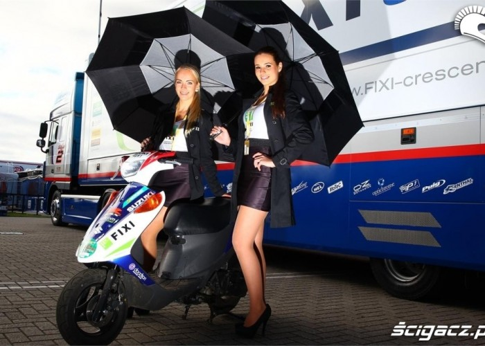 Fixi Suzuki World Superbike Assen