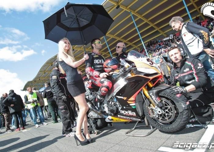 Guintoli pole startowe World Superbike Assen 2013