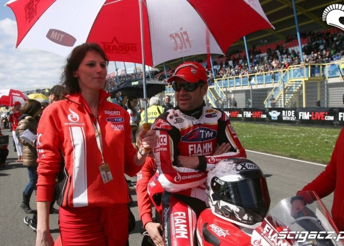 Holenderka World Superbike Assen 2013