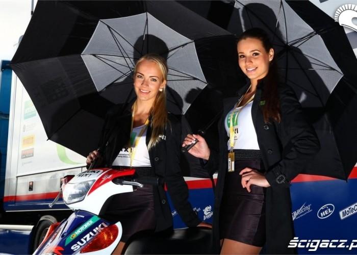 Padock Girls World Superbike Assen