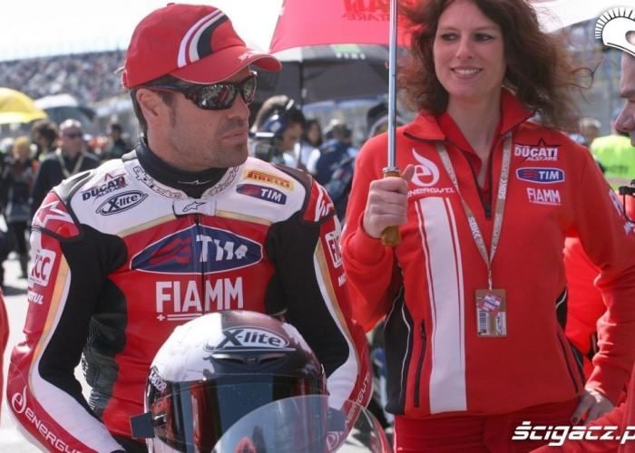 Wsparcie Checi World Superbike Assen 2013