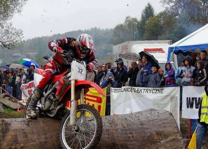 Na pniu Puchar Polski SuperEnduro Tymbark