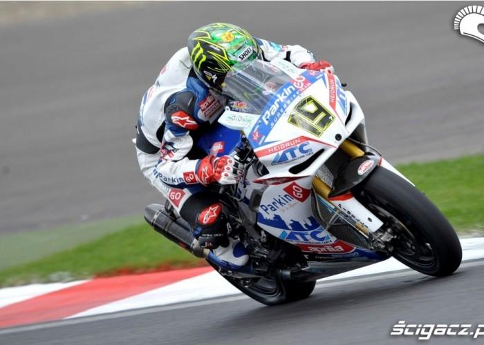 Davies SBK Wyscig Moscow Raceway 2012