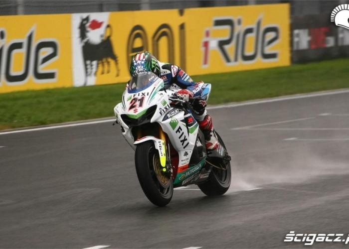 Hopkins SBK Race Russia 2012
