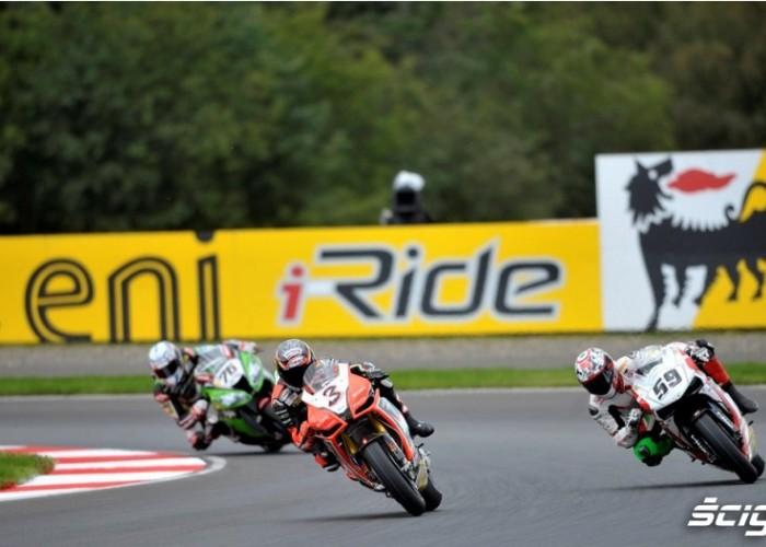 Italians SBK Race Moscow Raceway 2012