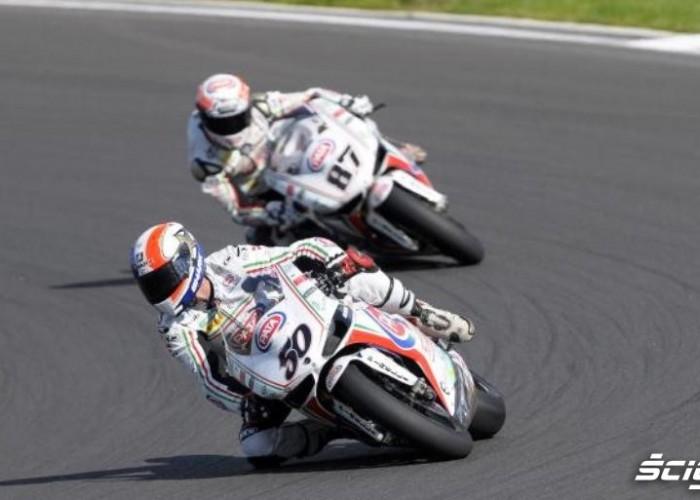 Pata  SBK Race Russia 2012