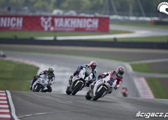 Rea  SBK Race Moscow Raceway 2012