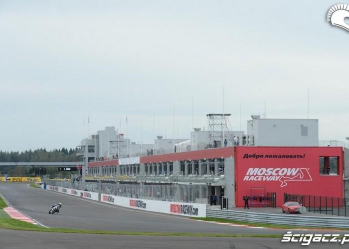 SBK Race Moscow Raceway 2012 tor