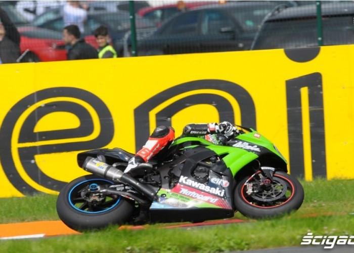 SBK Wyscig Moscow Raceway 2012 Tom Sykes