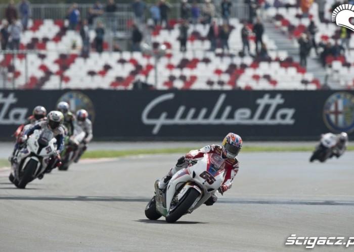 Superbike Race Moscow Raceway 2012 Honda