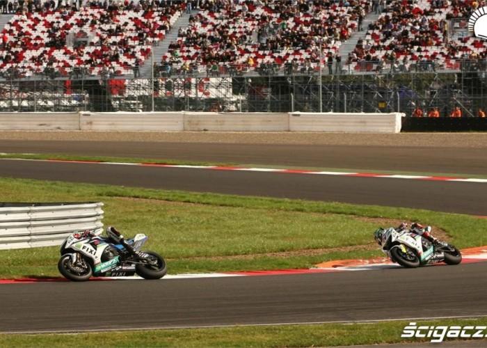 Suzuki SBK Wyscig Moscow Raceway 2012