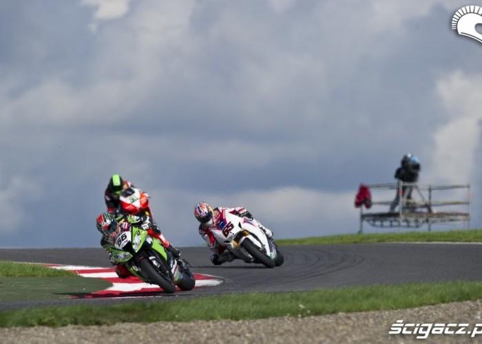 Sykes Rea Laverty SBK Race Moscow Raceway 2012