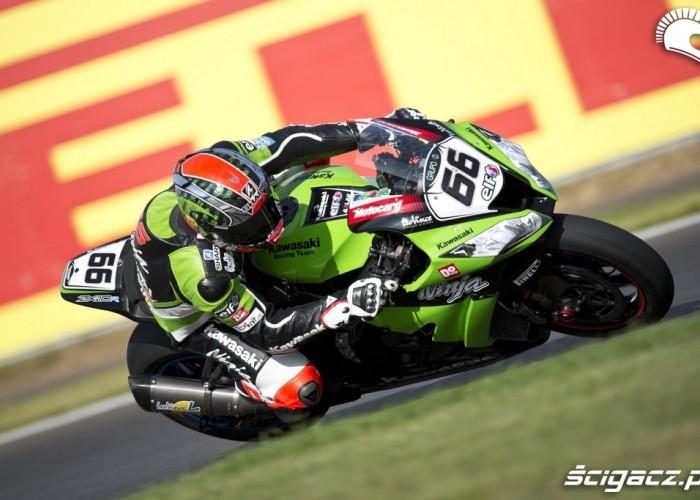 Tom Sykes SBK Wyscig Moscow Raceway 2012