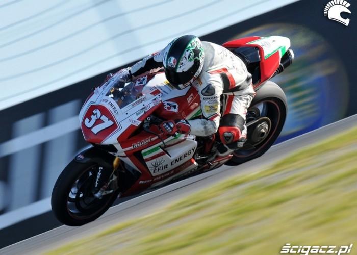 Andrzej Chmielewski Nurburgring Superstock