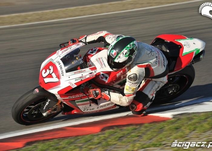 Nurburgring Superstock Andrzej Chmielewski